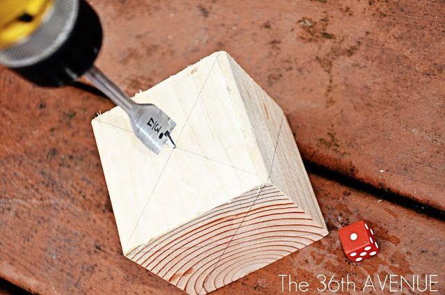 Wood Dice TUTORIAL