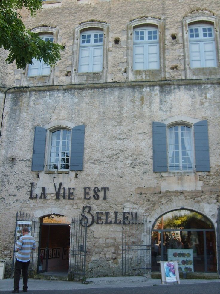 Oui!! And especially in Provence. :-)