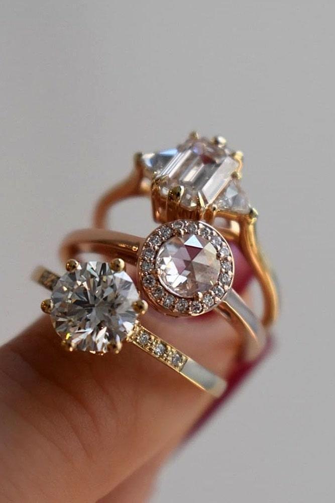 100 Popular Engagement Ring Designers We Admire Wedding Forward Popular Engagement Rings Emerald Engagement Ring White Gold Engagement Rings Vintage