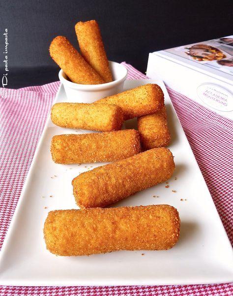 Di pasta impasta: Crocchette di patate e riso di Luca Montersino