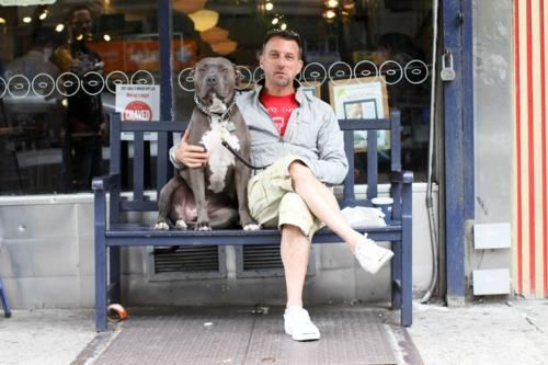 """"""" 'He was on death row.' """" (photo by Humans of New York)"""