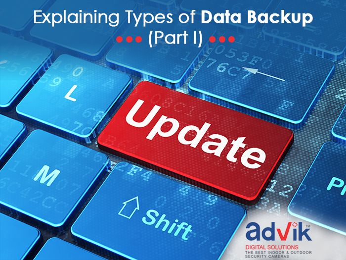 In a world of technology, data is the most valuable resource. You can protect your data with backup. Click here to know more about types of data backup.Read more at:-http://bit.ly/2qrKhQh