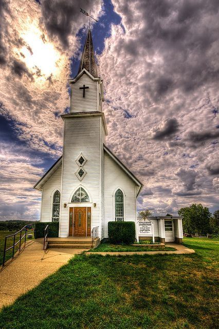 10 Country Churches at their finest  old churches