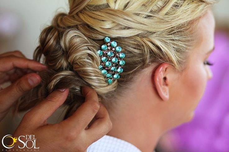 Gorgeous #updo for Molly. Simply magnificent! Our taented team can make it happen! contact us: sales@stylingtrio.com