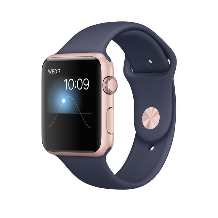 Shop Apple Watch Rose Gold Aluminium in 42mm. Available in Series 1 or Series 2 with built-in GPS. Buy now with fast, free shipping.