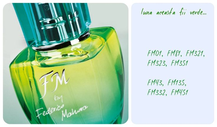 """Ti-ai ales deja """"culoarea"""" parfumului tau? La FM te asteapta zeci de #parfumuri cu arome deosebite.  bit.ly/1MLigsk"""