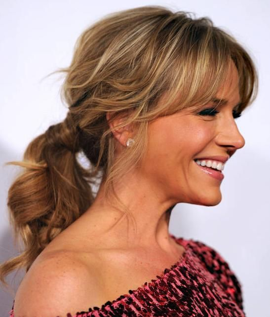 Hairstyles With Bangs For Long Hair 2013 Google Search