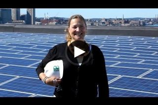 #WomeninSTEM video. We all need to work to work together for a clean energy future!