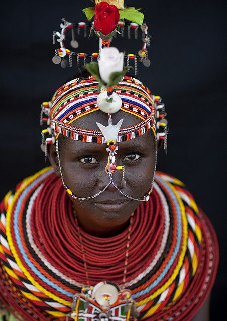 African Body Adornment - Visual literacy