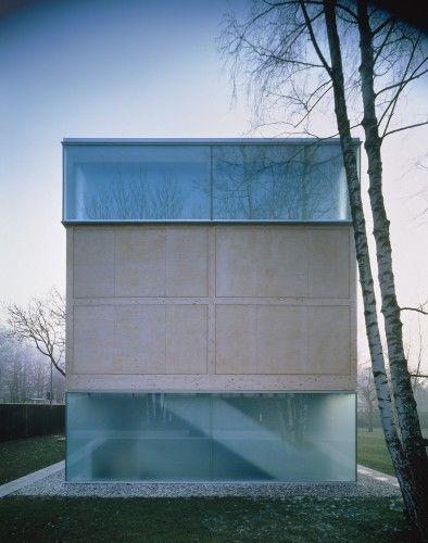 UM School of Architecture memories! Sammlung Goetz Munich by Herzog & de Meuron