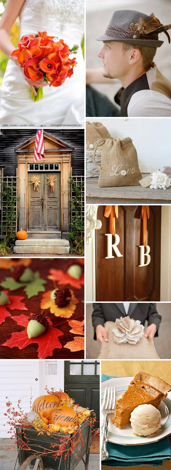 best Wedding Season Fall images on Pinterest  Wedding ideas