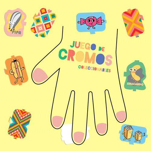 Los cromos, cromos de palma o cromos de picar son un juego tradicional divertidísimo que estimulará la concentración, la habilidad y la deportividad de los más pequeños. En Swing Toys hemos querido recuperar este genial juego de toda la vida lanzando varias colecciones con nuevos diseños. ¡Colecciónalos todos!