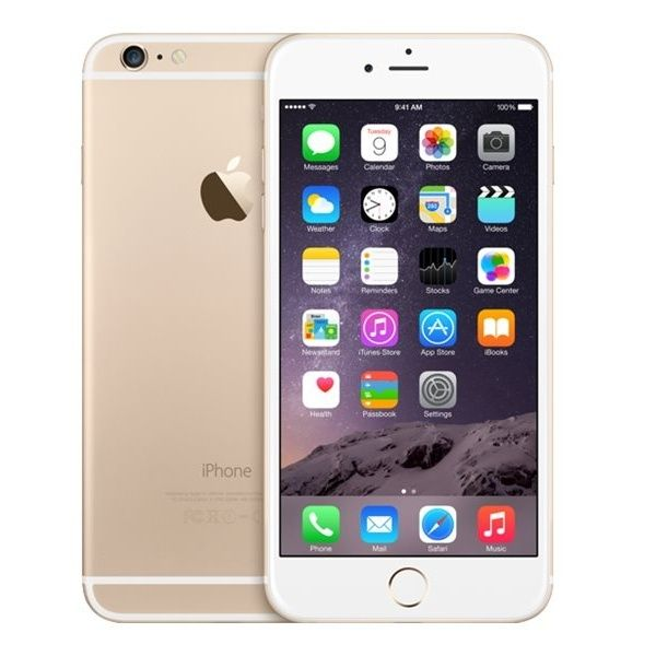 Refurbished Apple Iphone 6 Plus 16gb Gold Lte Cellular At T Mgan2ll A Products Iphone 6 Gold Buy Iphone Apple Iphone 6