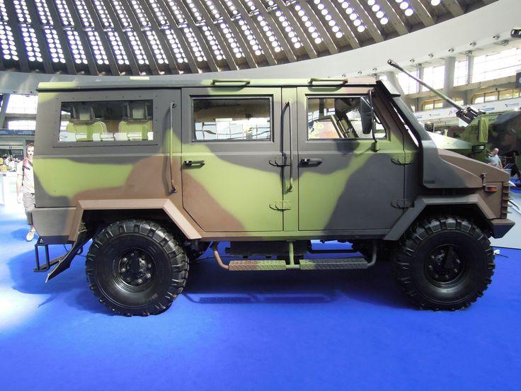 Zastava Tervo Ntv 65 17nk 4x4 1 4 Ton Of Serbian Army Militar Bus