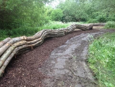 Log Wave, United Kingdom, 2014