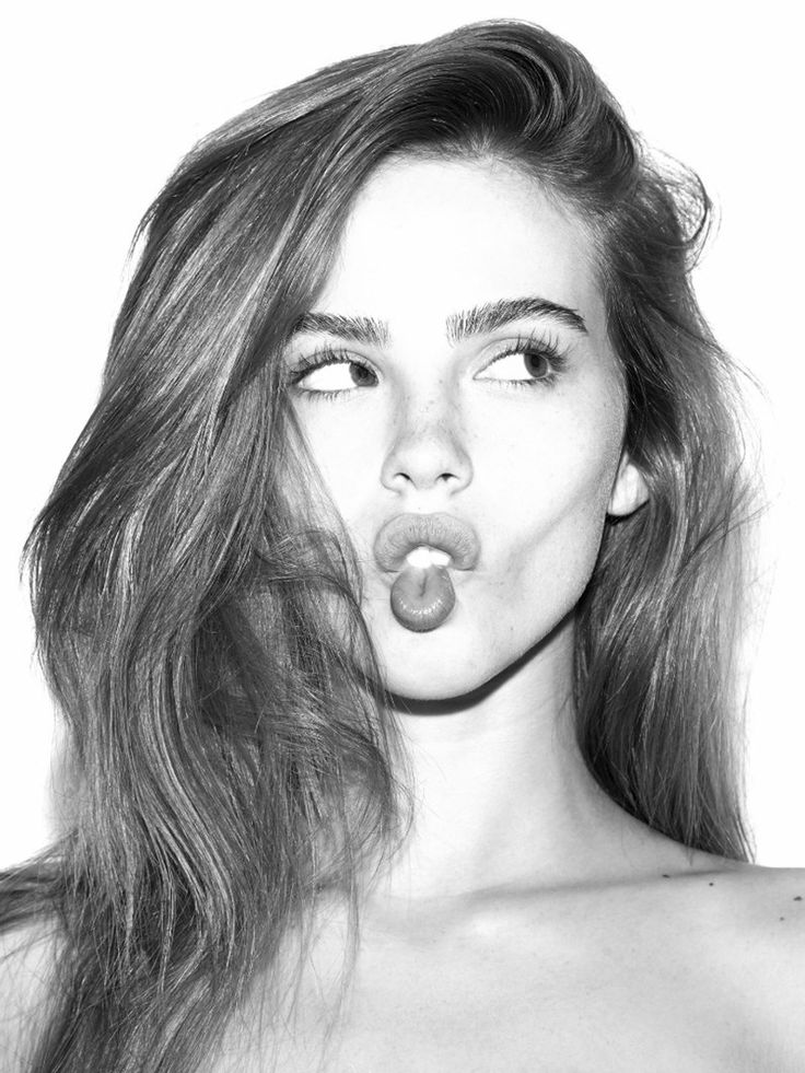 BRIDGET SATTERLEE - The Hive Management // How can she make this face and still look hot, damn