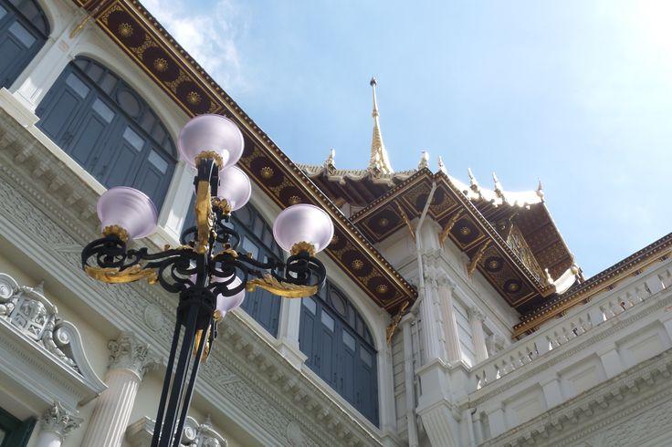 Grand Palace, Bangkok, Thailand (dag 1)