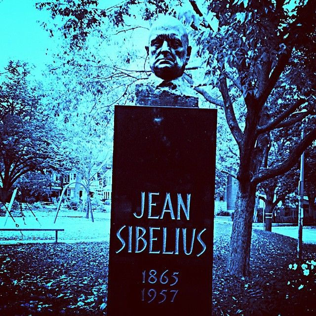 Jean Sibelius Park, Toronto - 2 Copyright 2013 Julie Adam