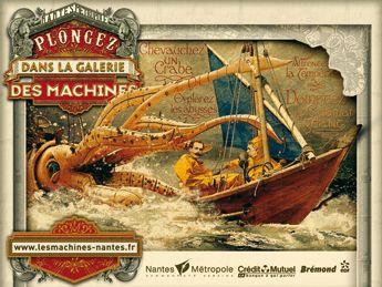 Les Machines De L'Ile