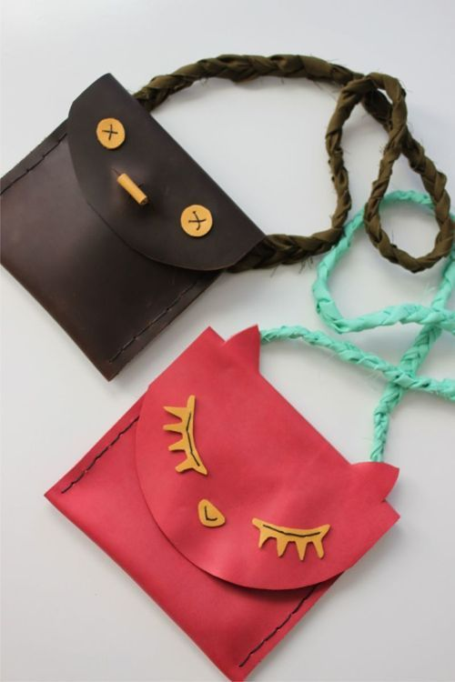 Leather Accent Tag - PINK BLISS by VIDA VIDA 7NbQiQuw