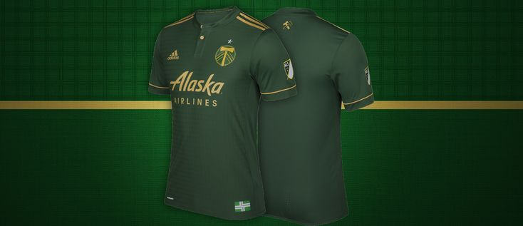 Portland Timbers release 2017 primary jersey | MLSsoccer.com