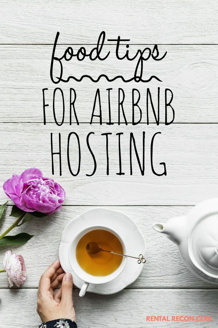 Does Airbnb Provide Food--Should Hosts Provide Food For