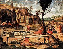 Vittore Carpaccio -Cristo morto