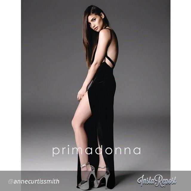 Anne curtis controversial dress coloring