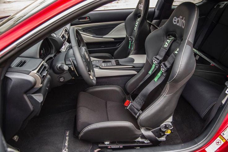 2015 Lexus RC 350 F Sport SEMA 2014 REVIEW CARS 2016