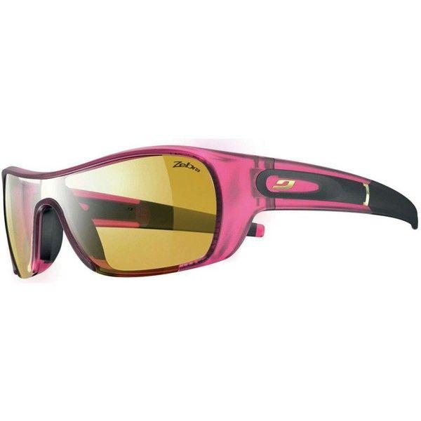 Julbo Groovy Photochromic Sunglasses ❤ liked on Polyvore featuring accessories, eyewear, sunglasses, julbo eyewear, julbo glasses, julbo sunglasses and julbo