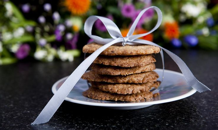 Sušenky z quinoi, vlašských ořechů a citrónové kůry | KITCHENETTE