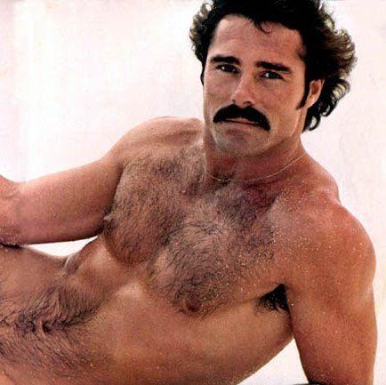 moustache gay vintage