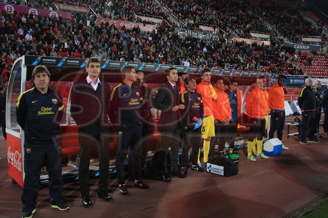 Mallorca 2-4 Barça | 11.11.12