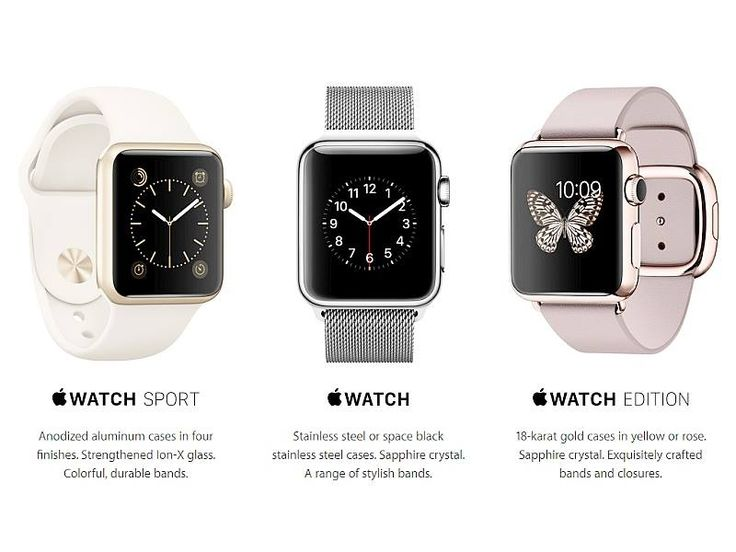 Apple Watch launched in India with a price tag of Rs. 30,900 - See more at:http://techclones.com/