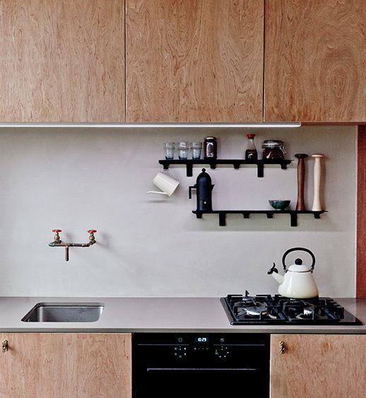 Camden Apartment - Simon Astridge Architecture Workshop