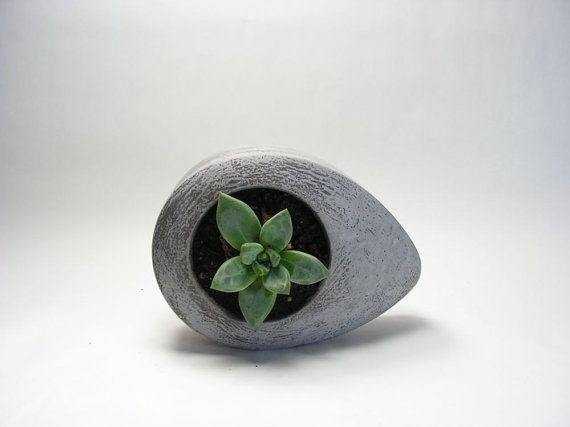 Concrete Drop by roughfusion on Etsy, $20.00