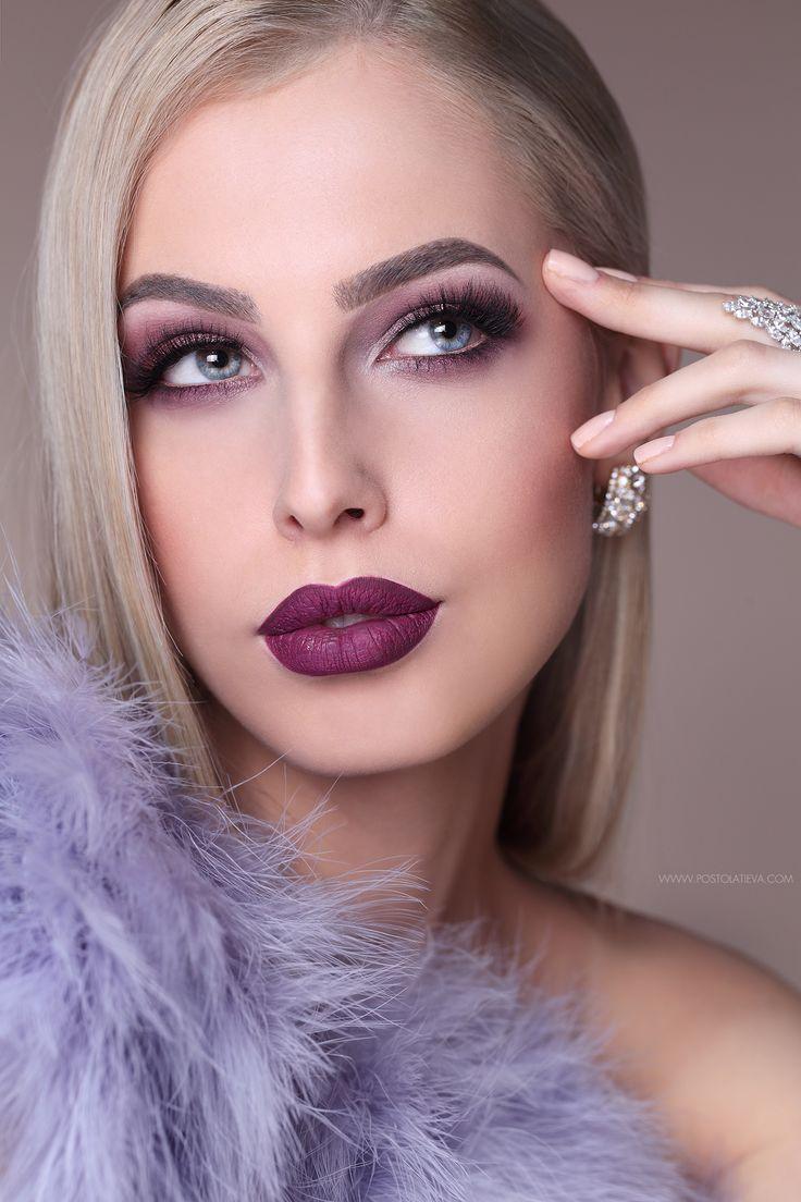 #glamour #photography #beauty #elizabraniste #alexandrabenga #makeup #dianarogo #elegantmakeup #blonde #platinumblonde