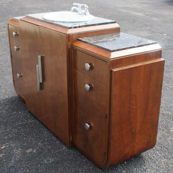 art deco bathroom 6ft art deco marble bathroom vanity sink cabinet