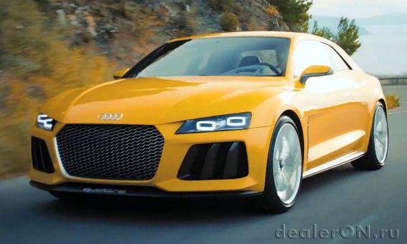 Audi Sport Quattro / Ауди Спорт Кваттро