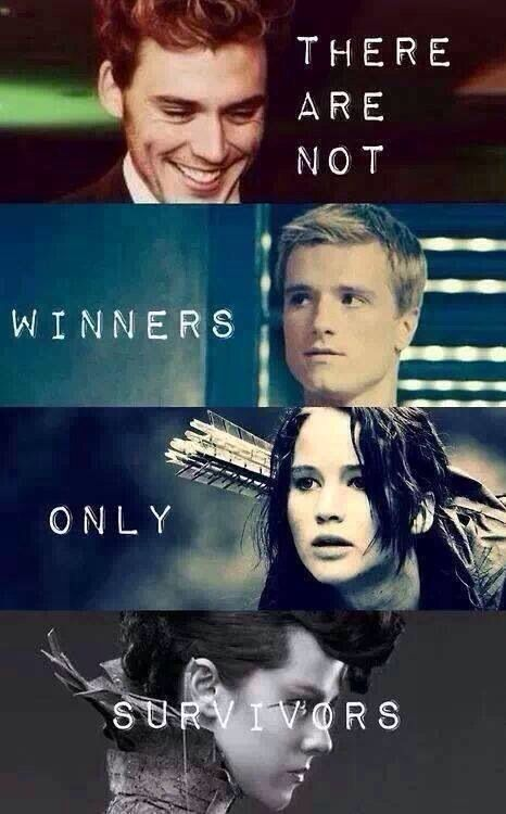 Tributes of The Hunger Games