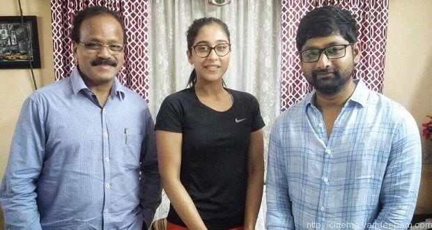 Regina Cassandra on board Thiru – Gautham Karthik's next