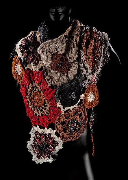 Missoni crochet