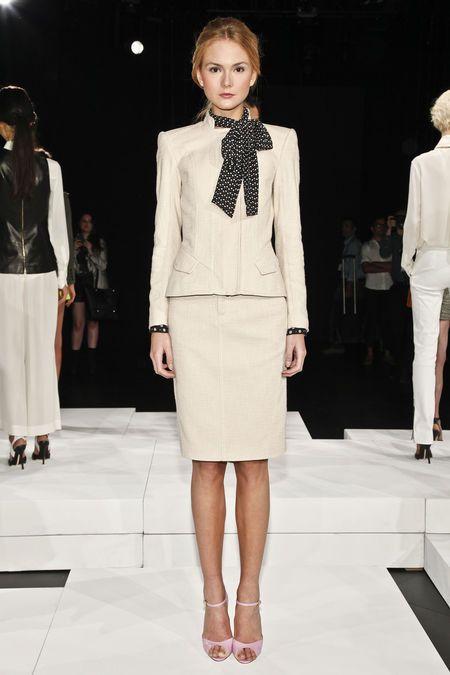 Love this suit. Marissa Webb Spring 2013 RTW.