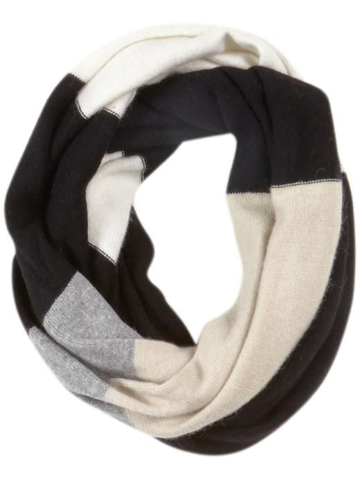 Kate Spade New York Colorblock Infinity Scarf