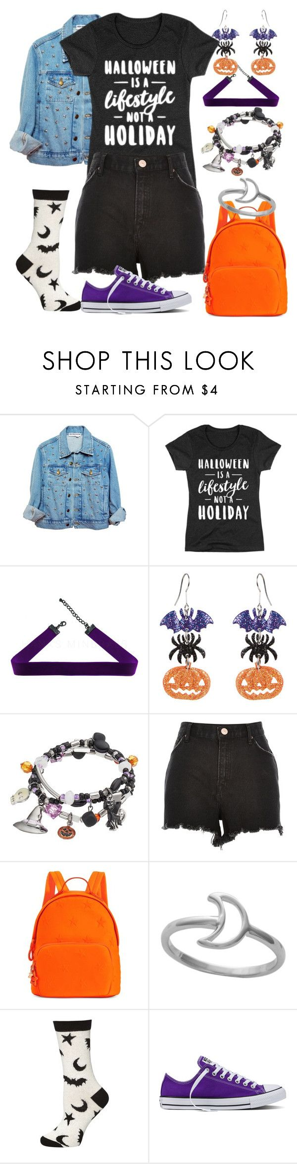 """Sans titre #4488"" by kina-ashley ❤ liked on Polyvore featuring High Heels Suicide, Festuvius, Accessorize, River Island, Tommy Hilfiger, Midsummer Star, Dorothy Perkins and Converse"