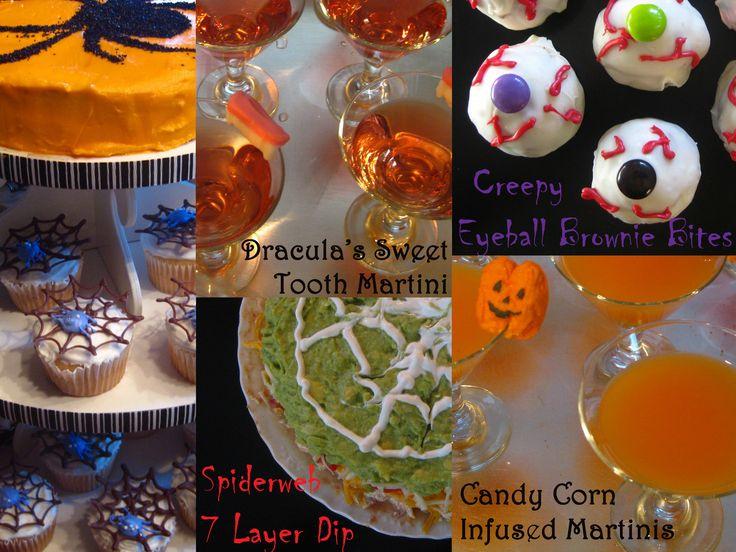 Halloween Party FoodsHalloween Parties, Halloween Party Foods, Fun Food, Adult Halloween, Christmas Lights, Fall Halloween Thanksgiving, Halloween Food, Halloween Ideas, Parties Food
