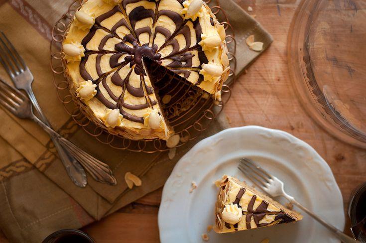 Ilyen az eredeti Eszterházy-torta?   NOSALTY – receptek képekkel