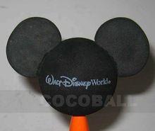 nieuwe aankomst groothandel potlood antenne antenne bal topper zwarte mickey mouse(China (Mainland))