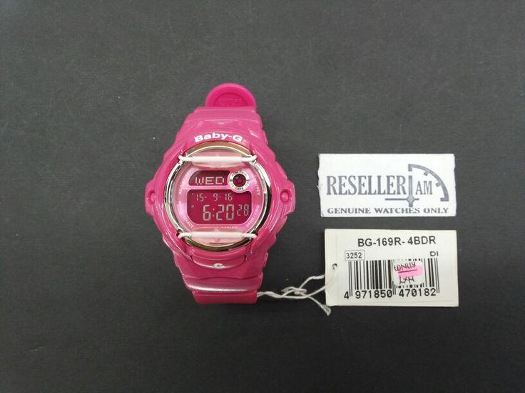 Casio Baby-g BG-169R-4B