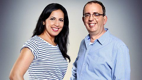 Saturday Live - Aasmah Mir and the Reverend Richard Coles